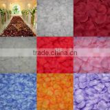 Fabric Silk Flower Rose Petals Wedding Party Decoration Table Confetti AF031