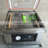 Economic semi automatic deepen chamber pickle food vacuum packing machine with sealer for plastic bag