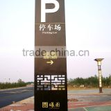 Directional LED Sign / parking guidance display