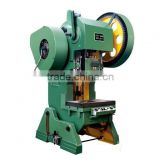 high precision C frame light weight 10 ton hydraulic power press