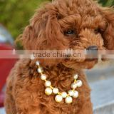 Retro Tori Pearl Necklace, Fashion Pet Accessories 1/3
