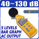 Digital Noise Decibel 130 dB USB Sound Pressure Level Meter