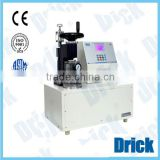 Suitable for newsprint paper, cardboard bursting strength tester