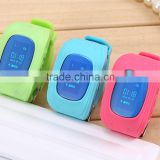 Complete Calendar,Alarm Feature and Silicone Material SOS watch