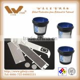 photoresist anti etching ink for metal etching resist ink photo resist ink metal etching masking ink photo resist uv ink