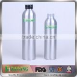 16oz beverage aluminum noni bottle soft drink with tin cap wholesale Aluminum Bottle for NONI Juice