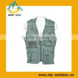 Prewashed Canvas Hunting Vest