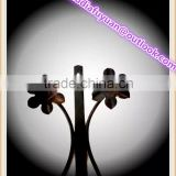 indoor and outdoor decorative wrought iron plant flower stand