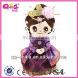 Chinese art and craft baby doll