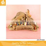 Christian Family Ornament Custom Resin Mary And Baby Jesus Statue