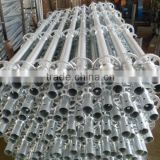 high quality aluminum mobile scaffold tower /ringlock scaffolding parts/welded scaffolding parts