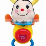 Baby rattle educational toy