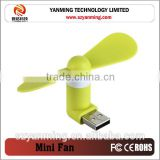 smart Portable USB Mini Fan For all Power Supply USB Output