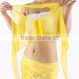 SWEGAL Belly dance Costume belly dance top,belly dance gauze top SGBDB110095