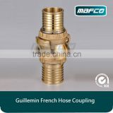 Brass fire hydrant quick coupling connection