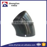 45 degree short radius carbon steel elbow
