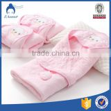 China alibaba Baby towel with hood pattern baby hooded towels                                                                                                         Supplier's Choice
