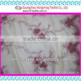 Brand desinger Rope ribbon special embroidery Fabric for banquet dress Txtile 3d Effect