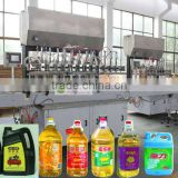 rape seed oil filling machine