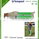 Hot sale two row onion,corn,peanut, soya bean seeding machine for sale hand seed planter