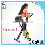 2015 body fit magnetic bike with backrest