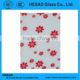 HEXAD Beautiful and colorful Lacquered or Painted Glass with High Quality
