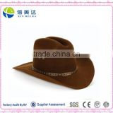 High quality Cool Brown Cowboy Hat for kids