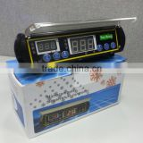 YK-285/SF-252 ce digital thermometer temperature controller /digital temperature controller alarm/delay/ntc sensor