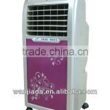 Plastic Evaporative portable personal air heater electric stand fan air water cooler