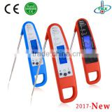 2017 New High Quality New Digital Probe Cooking Meat Food BBQ Thermometer With Backlight
