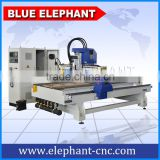 Chinese supplier ,high quality,8 positions, wood working machine auto tool changer cnc router