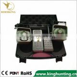Hot selling desert hunting machine , 50w decoy animal , 150dB bird trap hunting with 300~500 meter remote distance