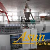 CE&ISO Certification PVC Pipe Making Machine/ 100-250mm Water Pipe Extruder Machinery