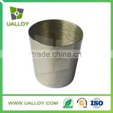 China new products nickel crucible, small crucible for sale