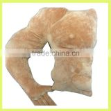 part body warm hot arm shaped hold body throw pillow for decorative