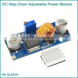 XL4015 DC-DC Converter Buck 4-38V to 1.25-36V Voltage Power Supply Module 5A