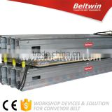 Beltwin auto 200psi sectional plate Conveyor Belt Rubber vulcanizing press with electric pump