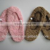 winter fashion knitted ladies Shoes