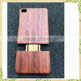 Blank wood hard case for Huawei P8 max 3C mobile phone wooden cover case