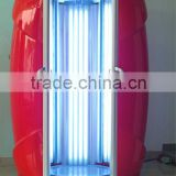Excellent and Efficient New Healthy Skin Tanning Beds Vertical Solarium Machine