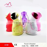 Zhengzhou Gree Well portable hot facial steamer beauty device manufacture portable hot steam