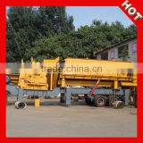 brand new Movable Stone Crushing Plant, crushing & screening plant,portable mobile impact crusher plant on sale