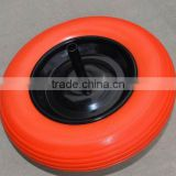 Polyurethane 6.50-10 solid tyre