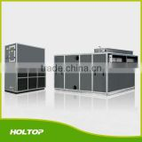Optional size heat recovery fresh function air handling unit for air conditioning system