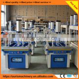 Three Function pillow compressing packing sealing machine