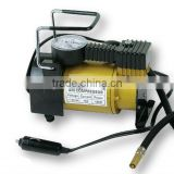 Heavy Metal Body Emergency Car Air Compressor Type 150PSI 12V Portable Car Tyre Inflator