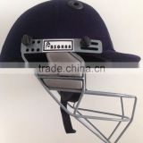 AS JUNIOR CRICKET HELMET NAVY BLUE LARGE BOYS