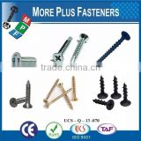 Made in Taiwan Customer Request High quality Sell on Alibaba Carbon Steel Hex Head Self Drilling Screws