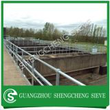 Anti-rust galvanized handrail stanchions for engineering field