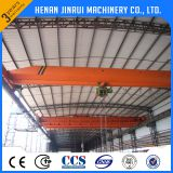 China Electric Single Girder Overhead Bridge Crane 5 Ton